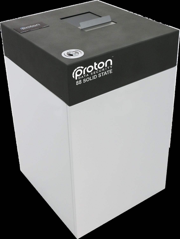 Proton PDS-88 Solid State Media Shredder