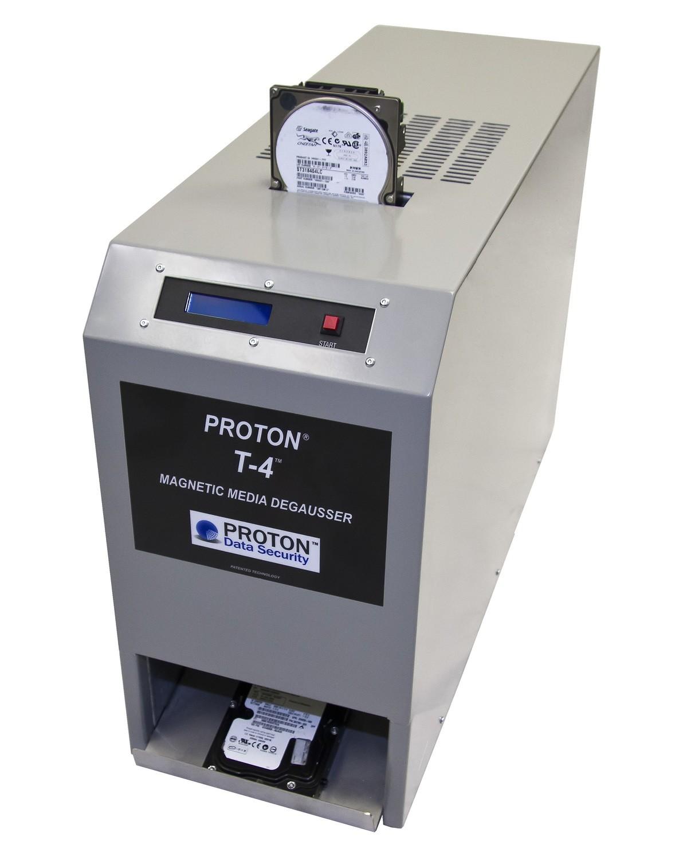Proton T-4 Hard Drive Degausser
