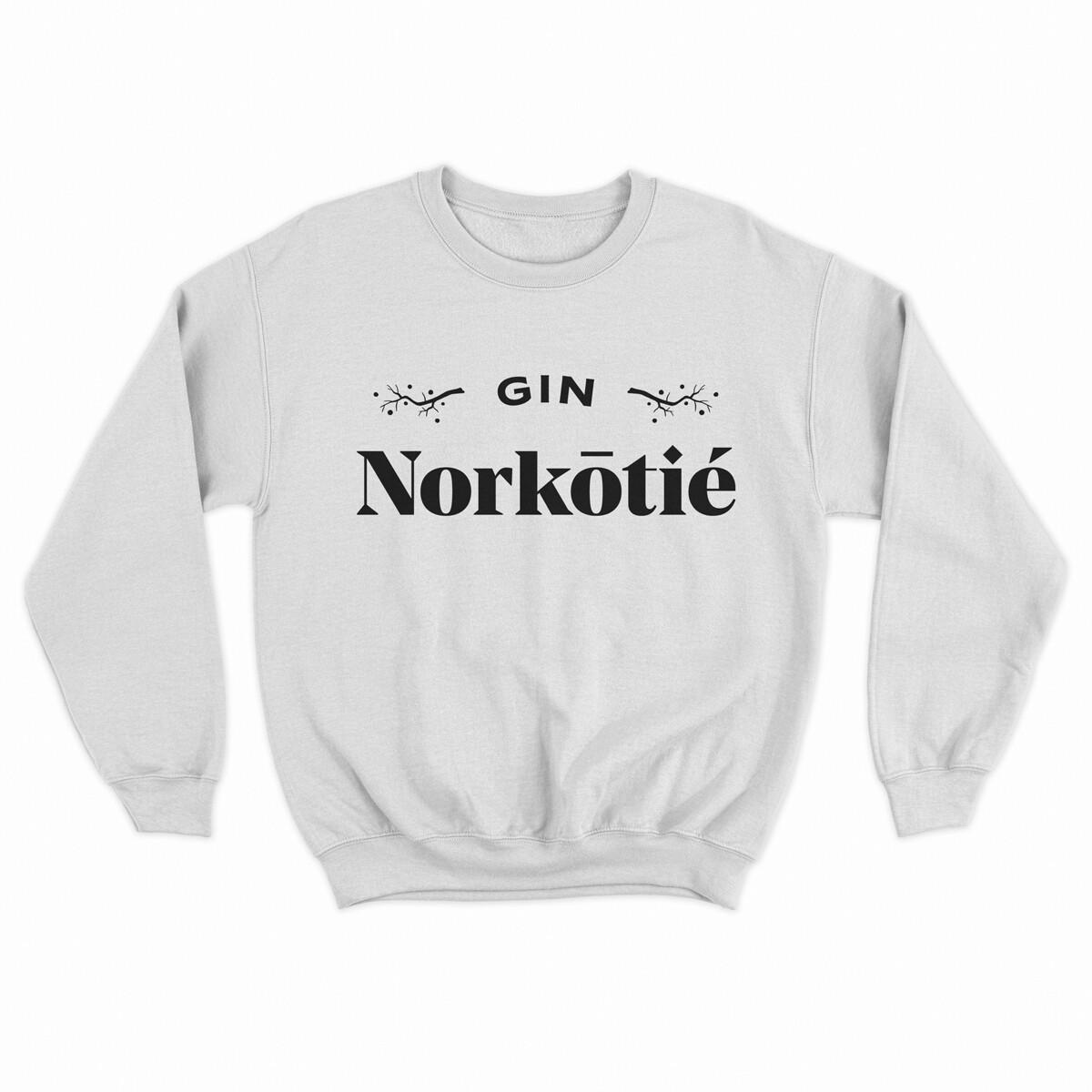 Crewneck Norkōtié