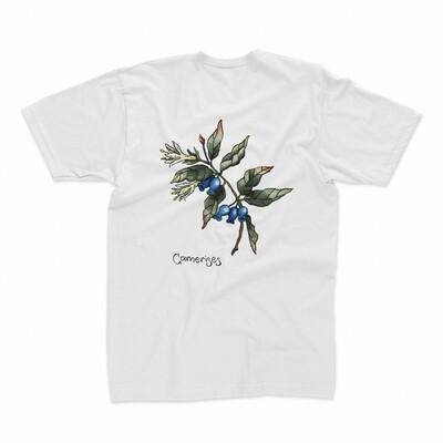 T-shirt camerises