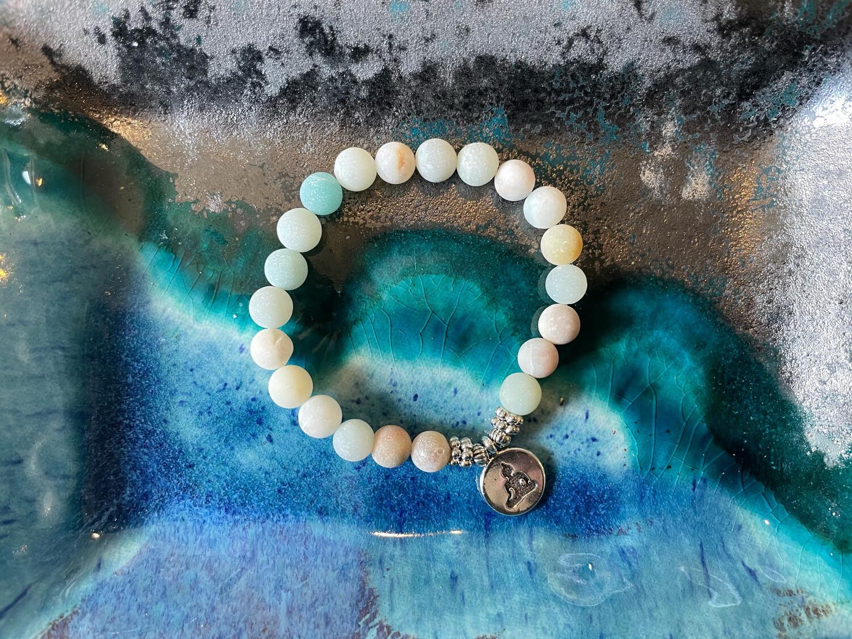 Buddha Bracelet-10mm Beads