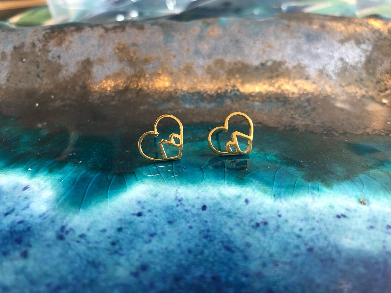 Mountain Heart Earrings