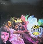 Living The Blues LP - European - SIGNED