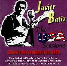 Javier Batiz the USA Sessions CD