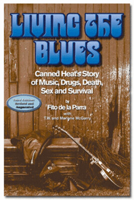 *NEW RELEASE* Living the Blues by Fito de la Parra (English - 3rd Ed.)