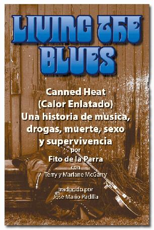 Living the Blues by Fito de la Parra (Spanish Edition)