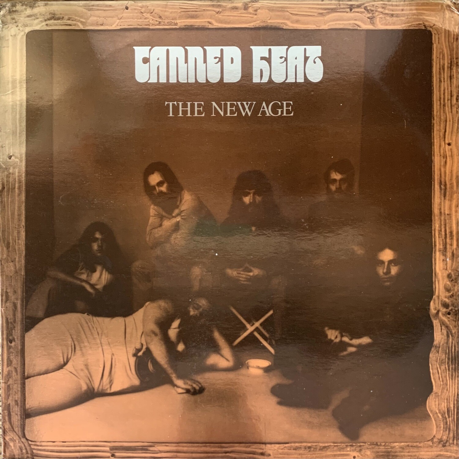The New Age LP - SIGNED