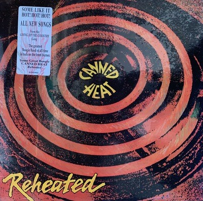Reheated LP - SIGNED