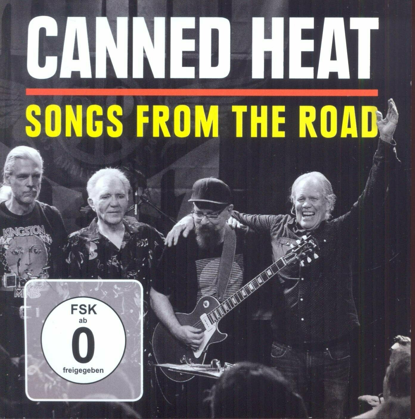 Songs from the Road - Double CD/DVD