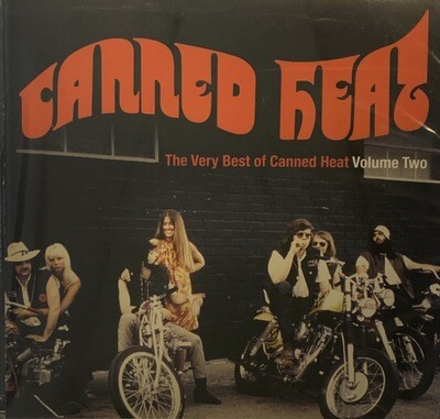 The Very Best of Canned Heat Vol. 2 CD