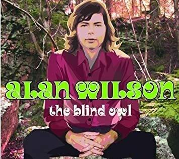 Alan Wilson – The Blind Owl - Double CD