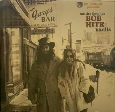 Bob Hite Vaults CD