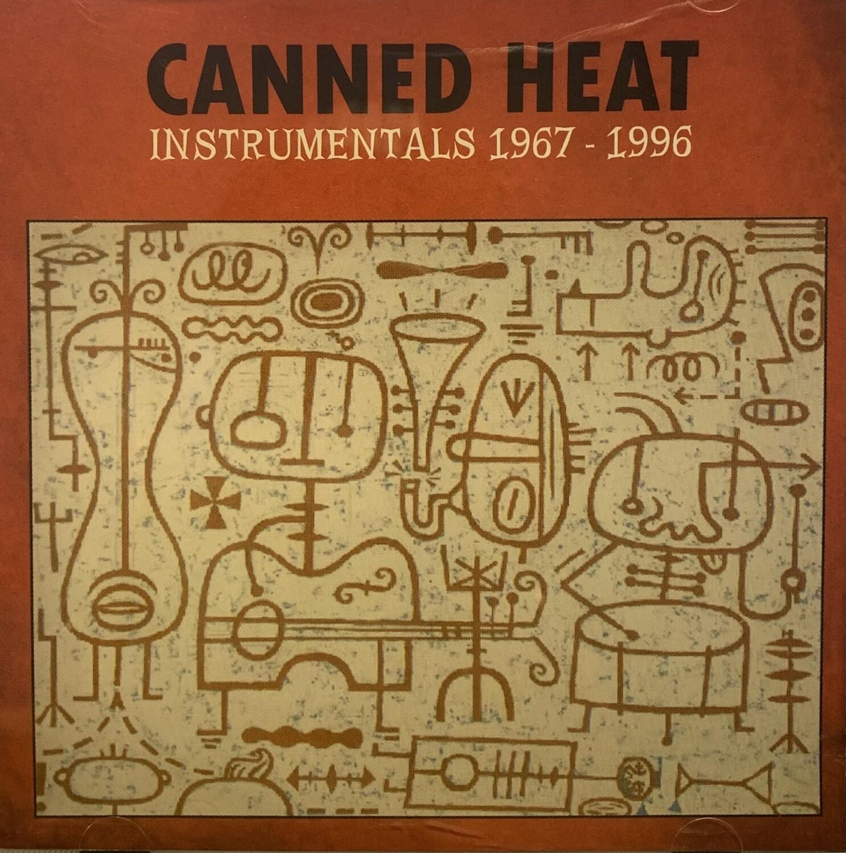 Instrumentals 1967-1998 CD