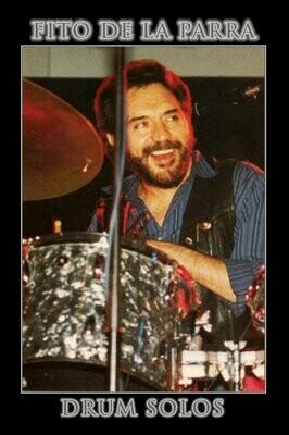 Fito de la Parra's Drum Solos DVD