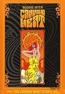 Boogie with Canned Heat DVD