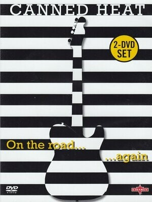 On the Road Again 2 Set DVD