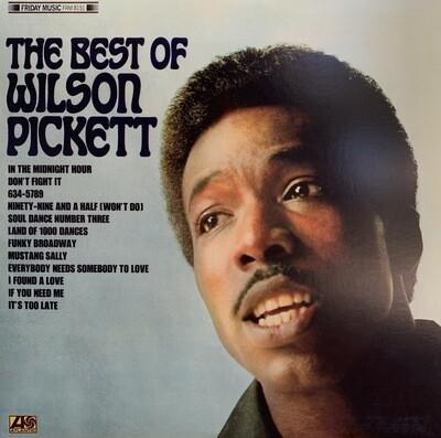 The Best of Wilson Pickett LP
