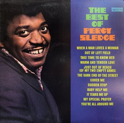 The Best of Percy Sledge LP