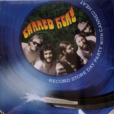 Record Store Day Party With Canned Heat LP (Exclusive Release 1/1000) - SIGNED