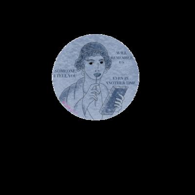 Sappho Sticker