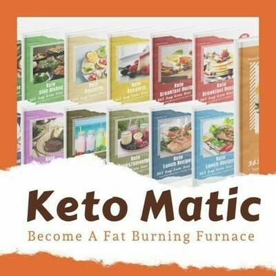 Keto Matic - Complete Keto Guide