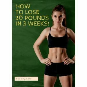 How To Lose 20 Pounds In 3 Weeks