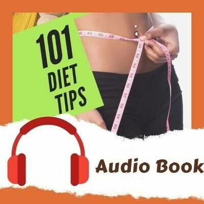 101 Diet Tips - Audio