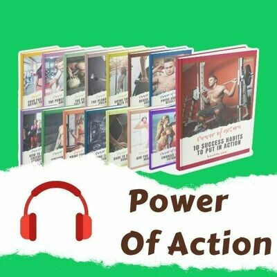 The Power Of Action - Audio