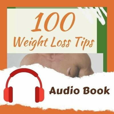 100 Weight Loss Tips - Audio