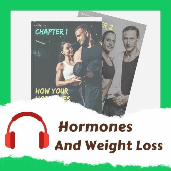 How Hormones Affect Your Weight Loss - Audio