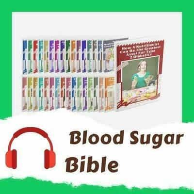 Blood Sugar Bible Audio