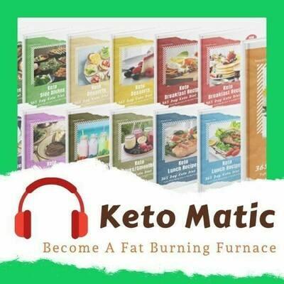 Keto Matic - Complete Keto Guide - Audio