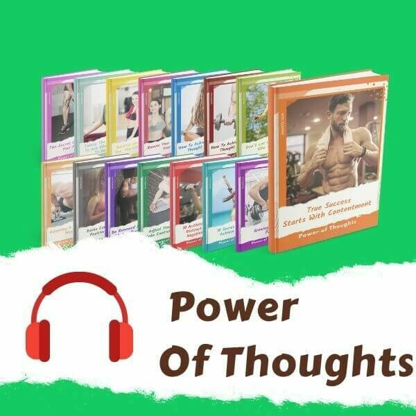 The Power Of Thoughts - Audio