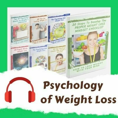 Psychology Of Weight Loss - Audio