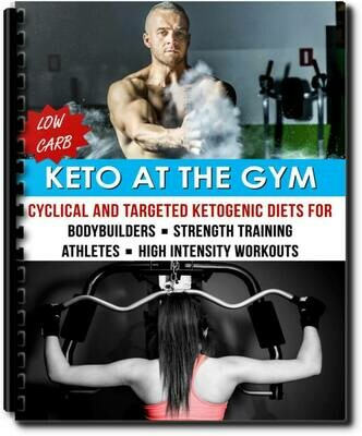FREE Report - Keto At The Gym