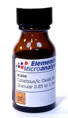 Cobaltous-IC Oxide Silver, 25g