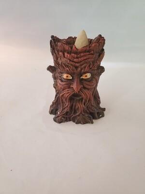 Tree Ent Spirit Back Flow Incense Burner