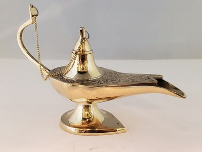 "Aladdin Lamp 8""  Cone Burner"