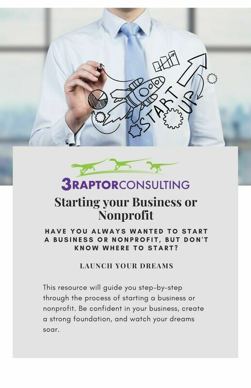 Starting your Business or Nonprofit