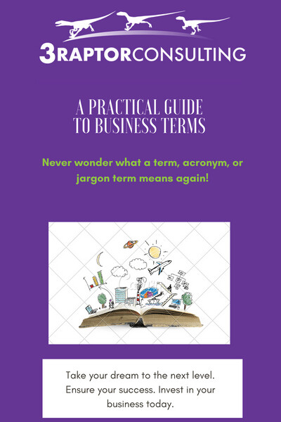 A Practical Guide to Business Terms