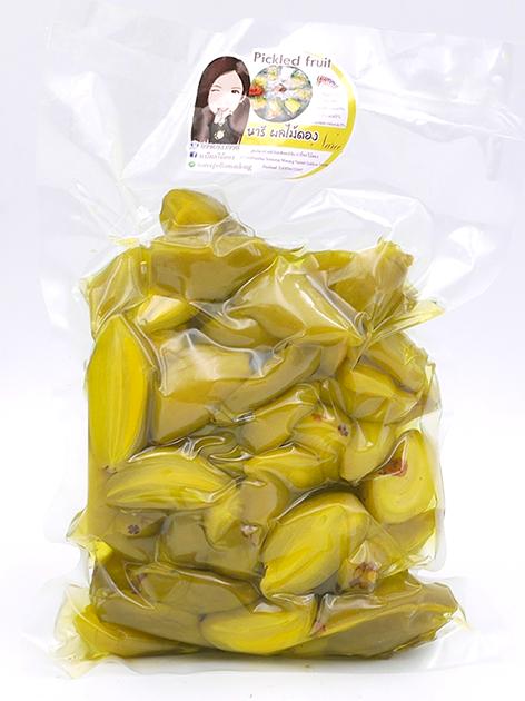 Pickled Madan | ผลไม้ดอง มะดัน