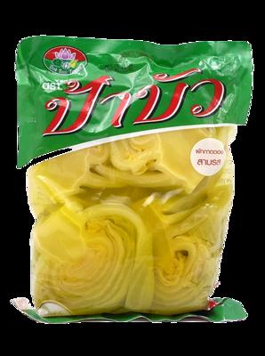 Sweet & Sour Pickled Chinese Mustard   ผักกาดดองสามรส