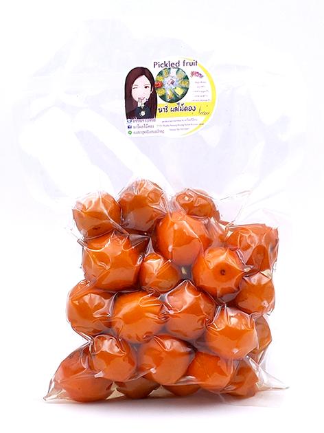 Pickled Jujube | ผลไม้ดอง พุทรา