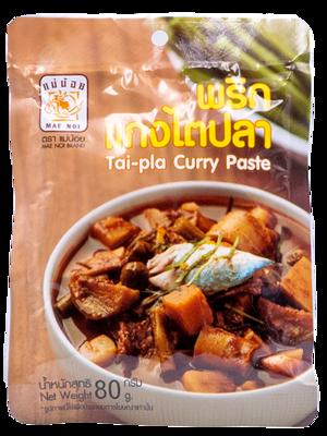 Tai-Pla Curry Paste   พริกแกงไตปลา
