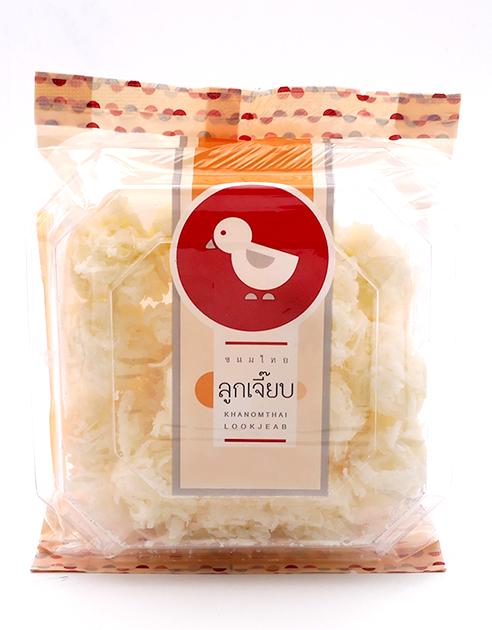 Foi Ngein Gorb(Shredded Egg White Tart) | ฝอยเงินกรอบ