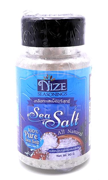 Sea Salt All Natural | เกลือทะเลเม็ดบริสุทธิ์