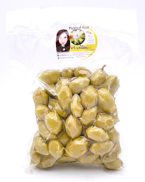 ผลไม้แช่อิ่ม มะกอก