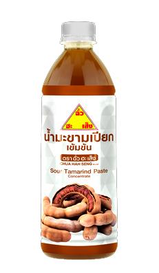 Sour Tamarind Paste Concentrate | น้ำมะขามเปียกเข้มข้น