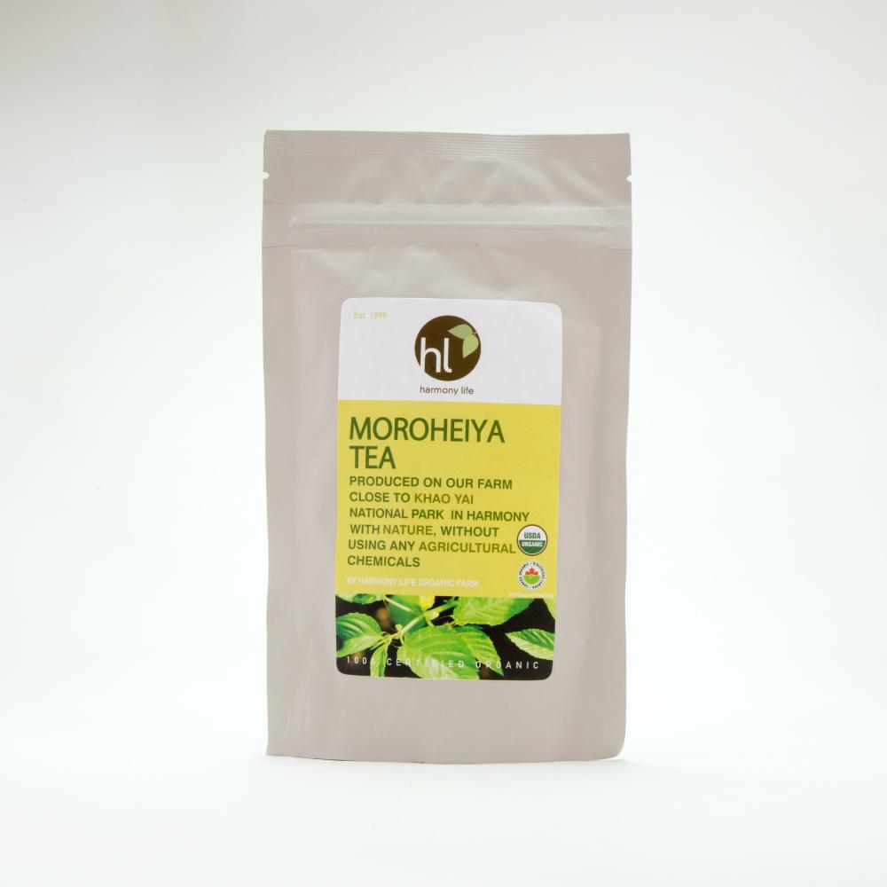 Moroheiya Organic Herb Tea   ชาโมโรเฮยะ (1.8 กรัม x 12 ซอง)