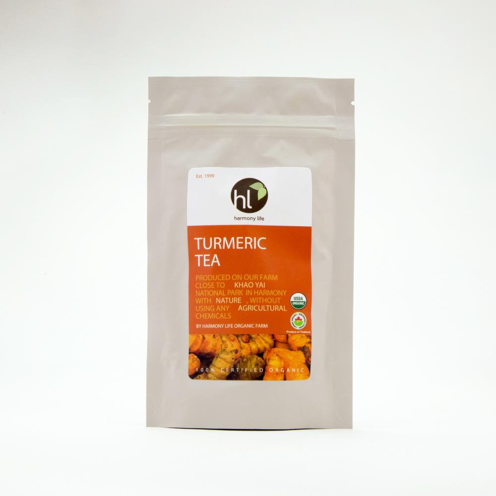 Turmeric Organic Herb Tea | ชาขมิ้น (1.8 กรัม x 12 ซอง)
